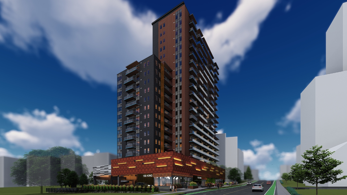 155 King St  Project Image
